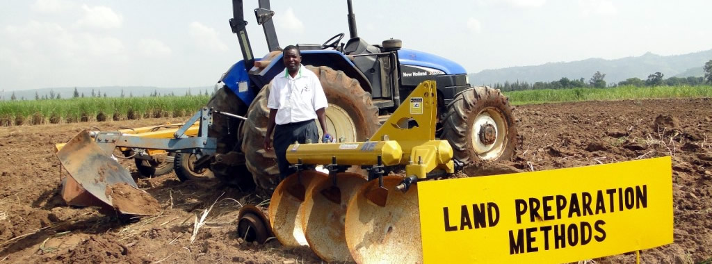 Land Preparation Methods